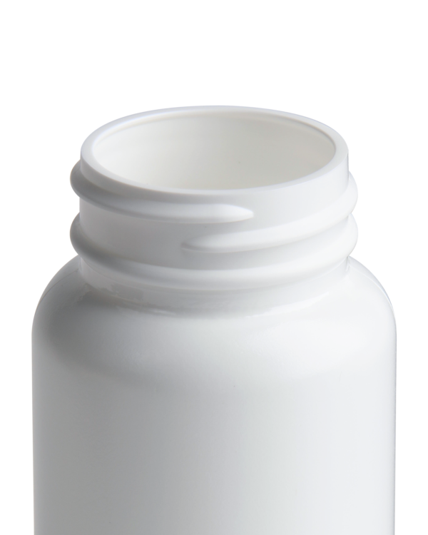 120 cc Classic Series Wide-Mouth Pharmaceutical Round