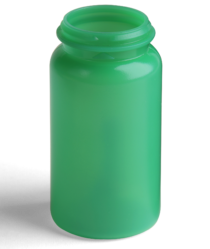 120 cc Snap Cap Series Wide-Mouth Med Round