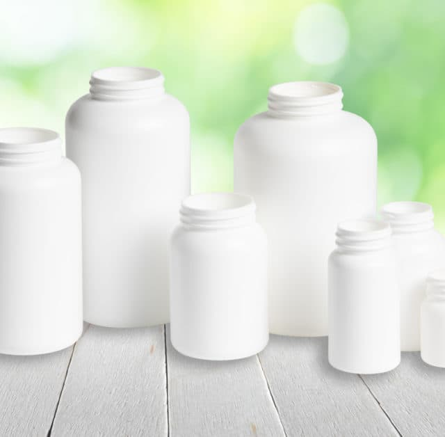 HDPE Bottles Now Available in Bioresin | Drug Plastics & Glass